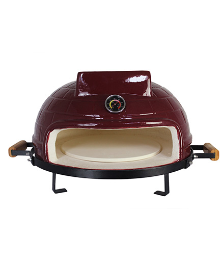 "21"" TABLETOP PIZZA OVEN KAMADO"